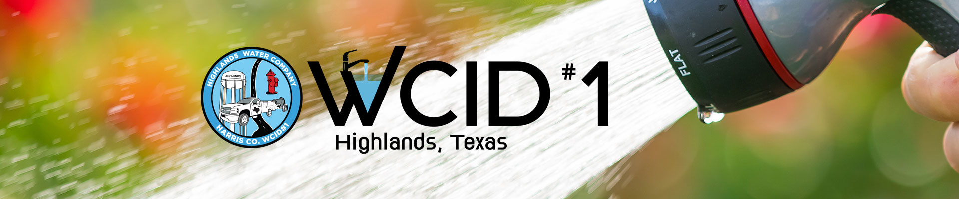 Highlands, Texas water - Wcid 1